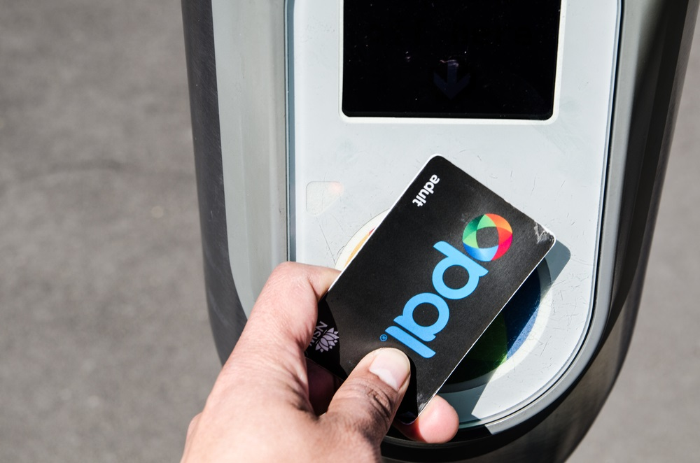 What happens to the data your opal card collects?