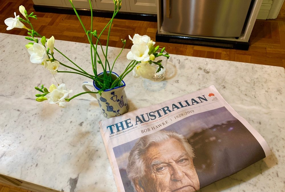 Legal battle looming over Bob Hawke's estate
