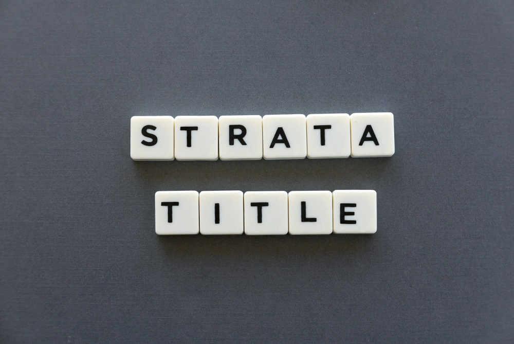 Buyer Beware – things to consider when investing in strata