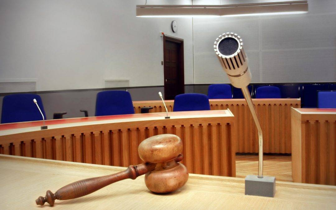 Have you been charged with an offence but can't attend court?