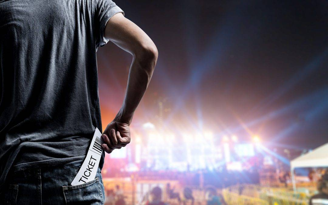 Cancelled festivals and refund entitlements
