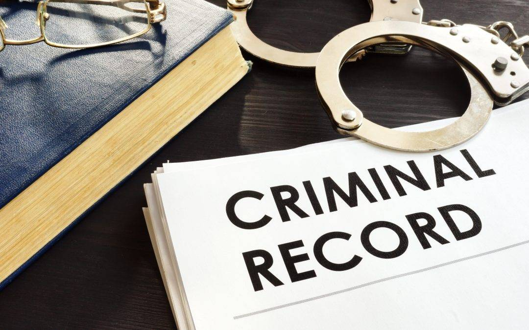 Who will know what is on my criminal record?
