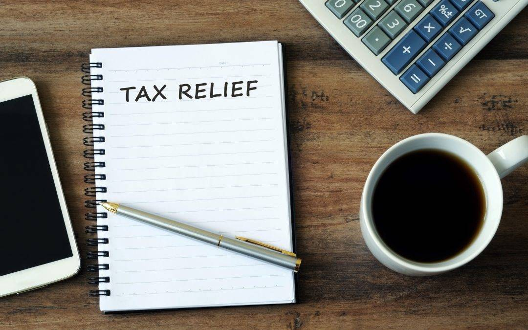 COVID-19: Tax relief for businesses