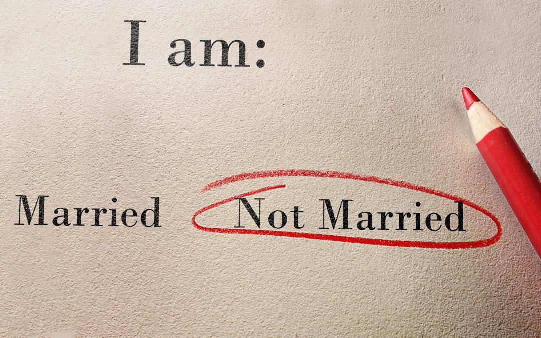 Separating from my partner but we're not married: are we in a de facto relationship?
