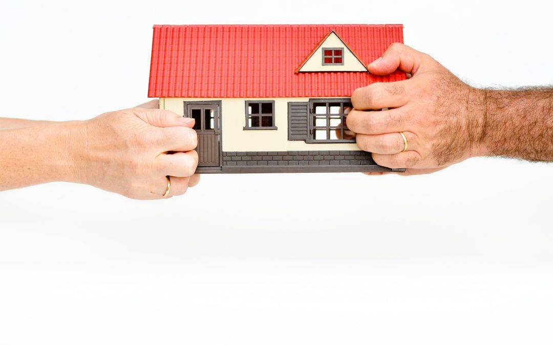 If I leave my partner how is our property divided?