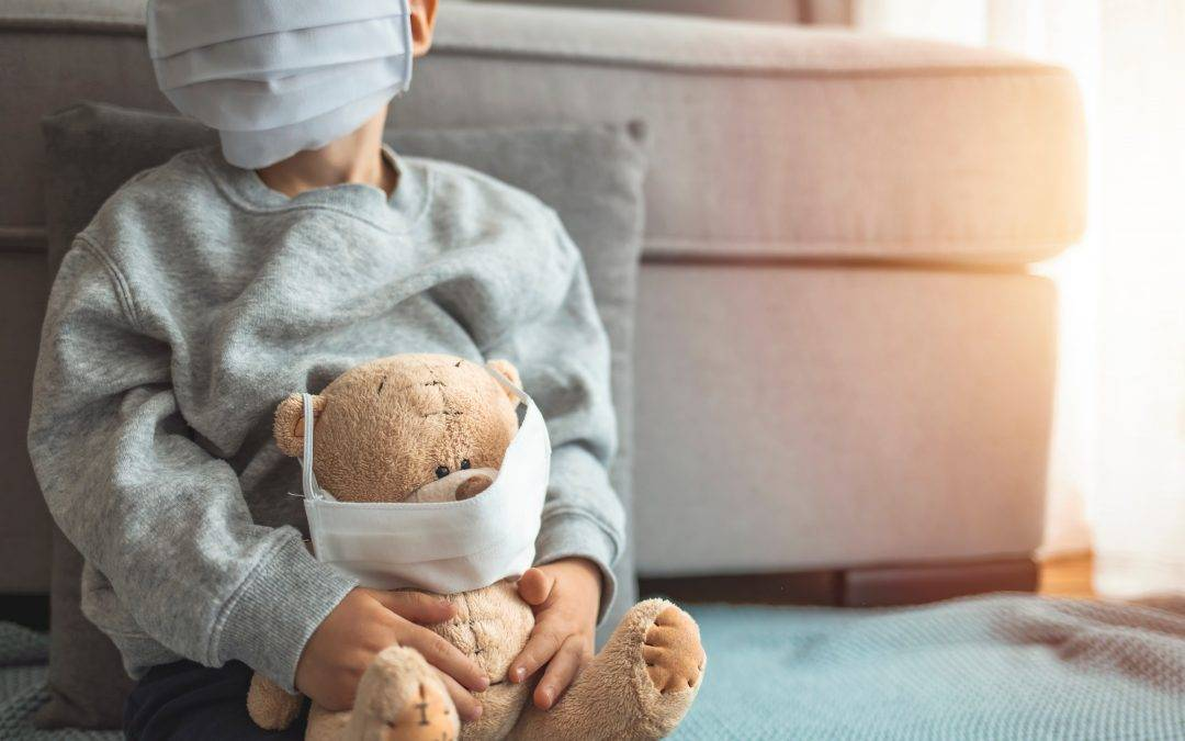 Navigating COVID-19 and your separation with particularly vulnerable children