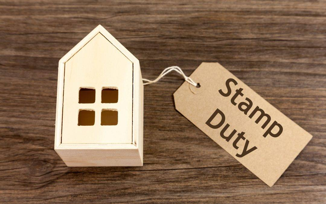 Stamp duty changes for first home buyers