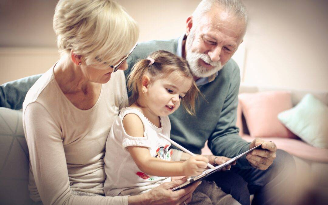 I am a grandparent – what are my rights?