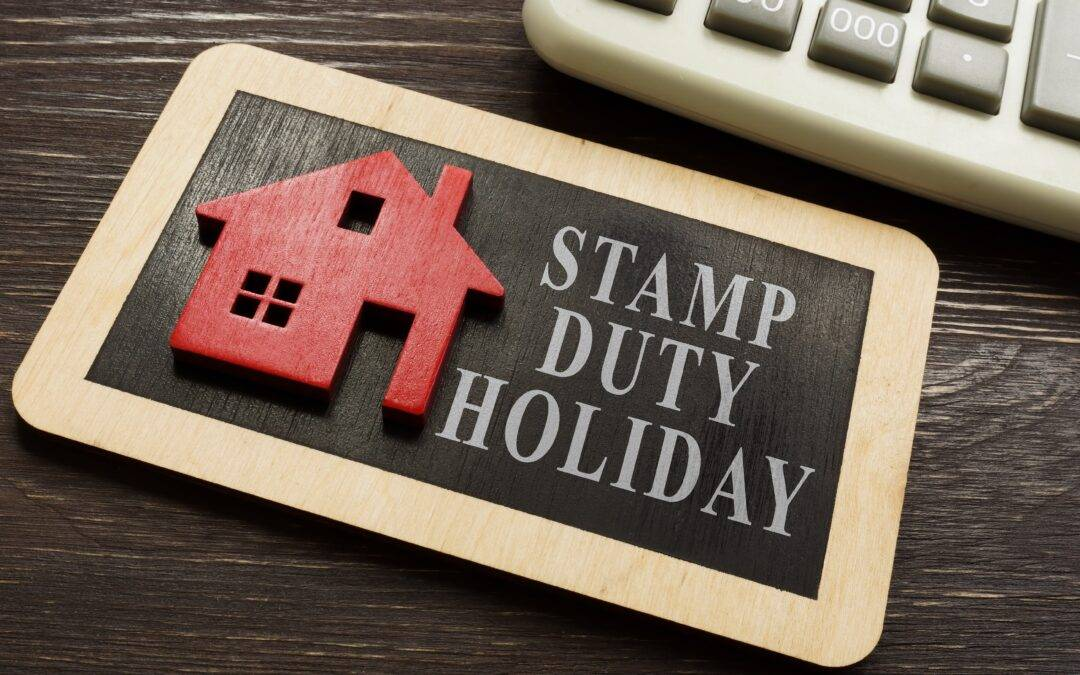 Is stamp duty a thing of the past?