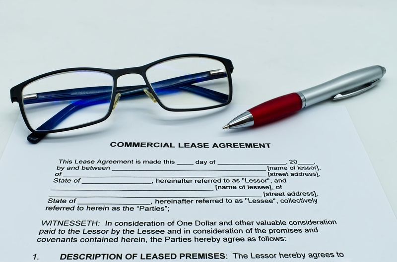 Disputing your commercial lease