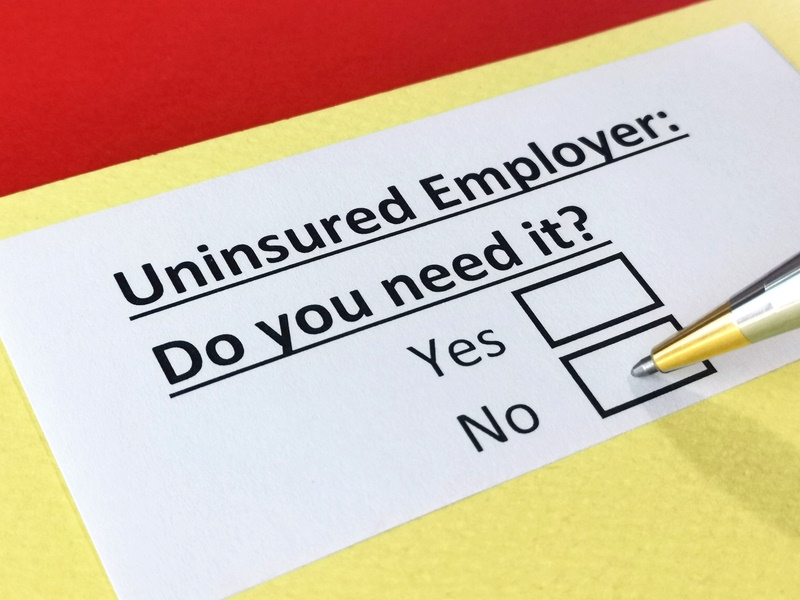 Injured at work with no insurance policy? There is still hope!